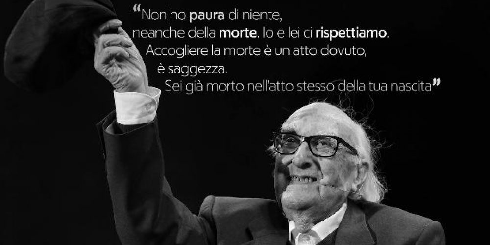 Addio Andrea Camilleri